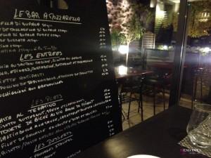 menu 4 gourmets