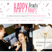 Beauty Happy Hours Annecy 2015 RDV