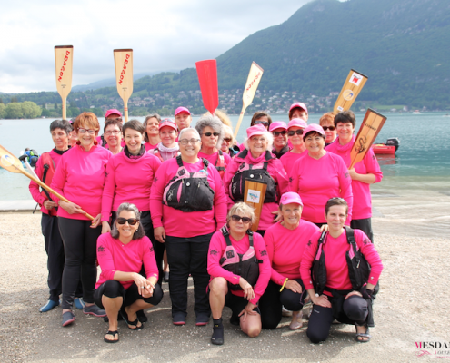 Dragon Ladies Lac Annecy Droles de Rames 5