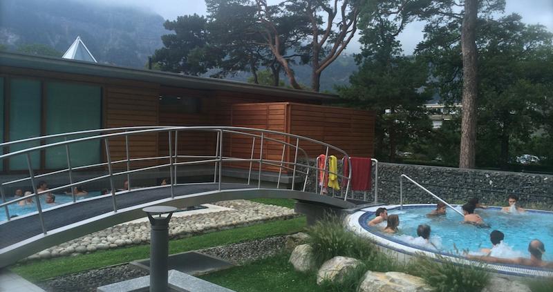 sortie proche annecy bains de lavey suisse
