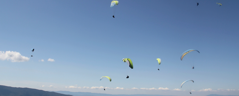 parapente annecy ete hiver play the mountain 7