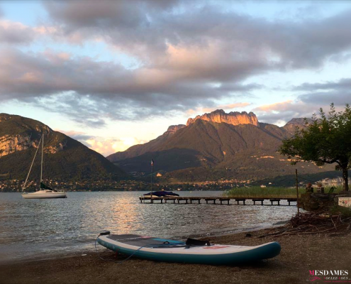 paddle annecy sortie lac NCY SUP CENTER 2