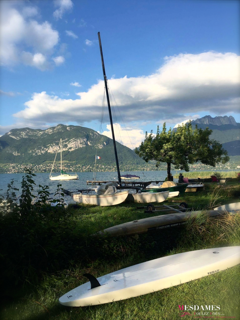 paddle annecy sortie lac NCY SUP CENTER 3